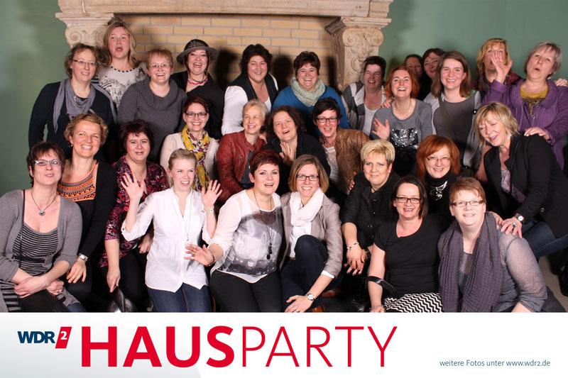 Hausparty