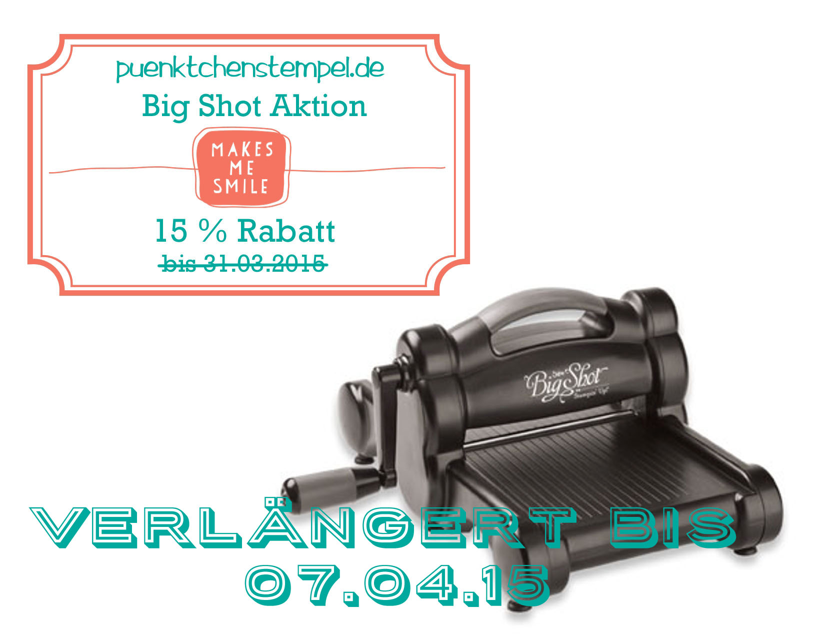 Big Shot Aktion