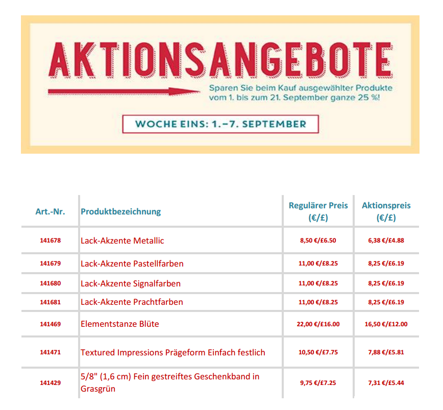 2016-09-01 Aktionsangebote