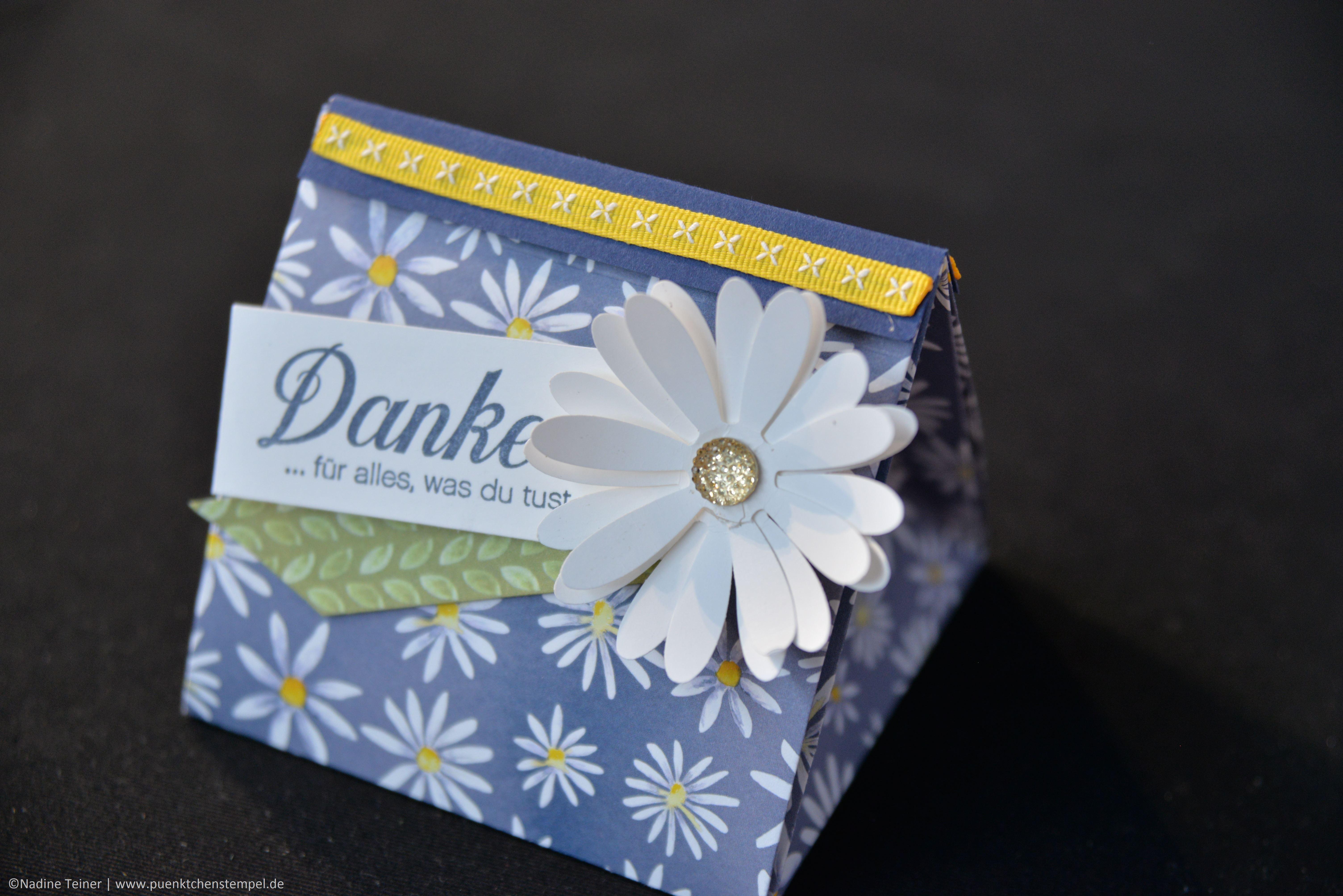 OnStage Gänseblümchen One Sheet Box puenktchenstempel