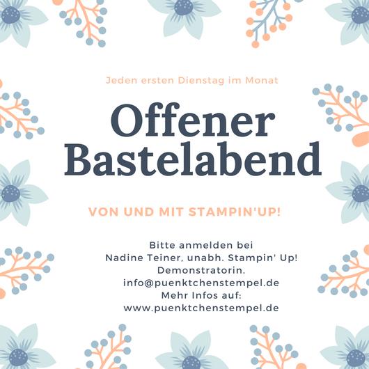 Offener Bastelabend @ Homburg | Saarland | Deutschland