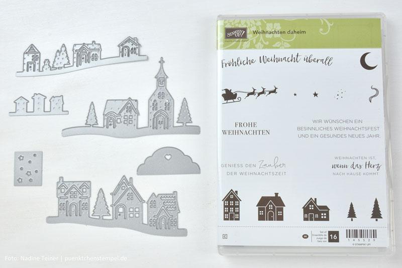 Stampin' Up! Produktpaket Weihnachten daheim