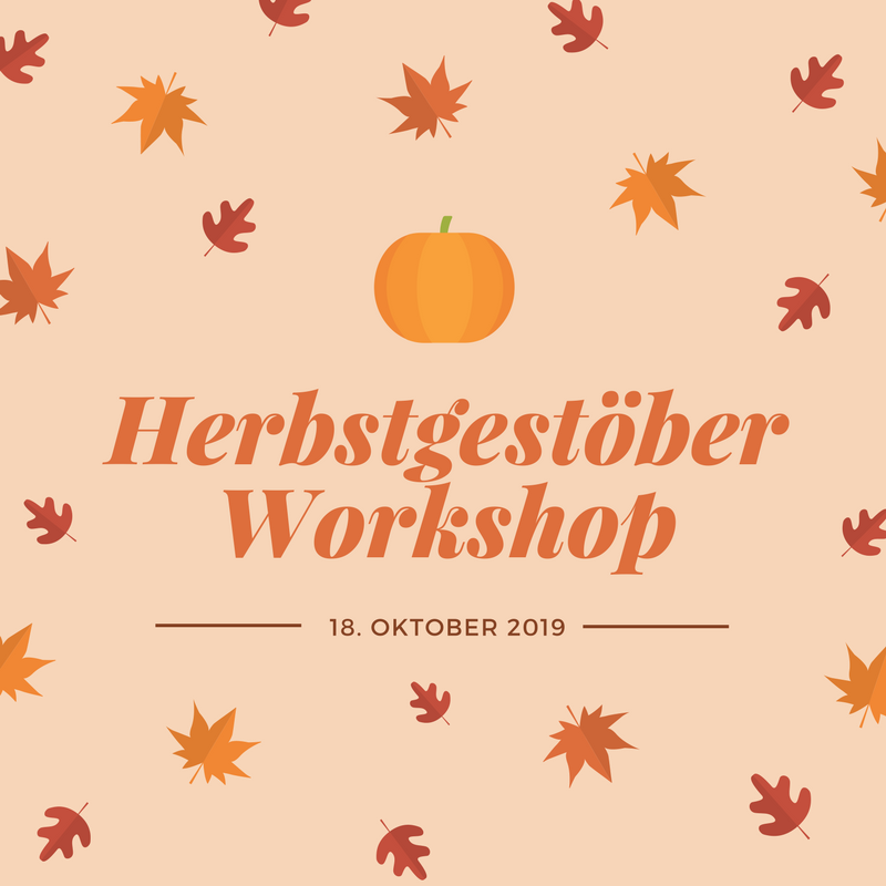 Herbstgestöber Workshop