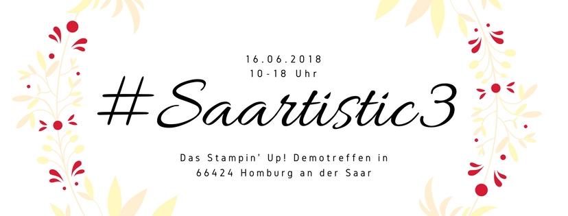 #saartistic3 – das Demotreffen im Saarland