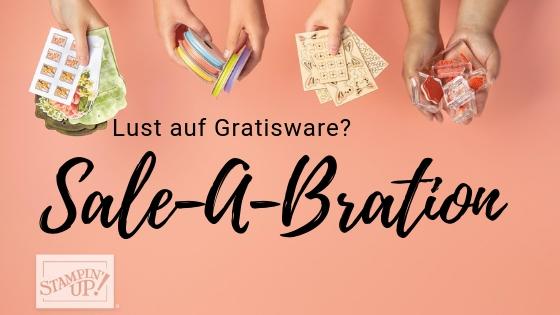 Neues Jahr, neue Sale-A-Bration